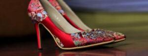 Traduzioni di testi sulle scarpe