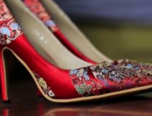 Traduzioni di testi sulle scarpe = cura dei dettagli