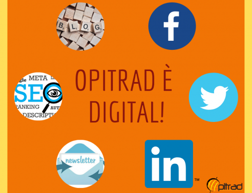 Opitrad traduce per il digital