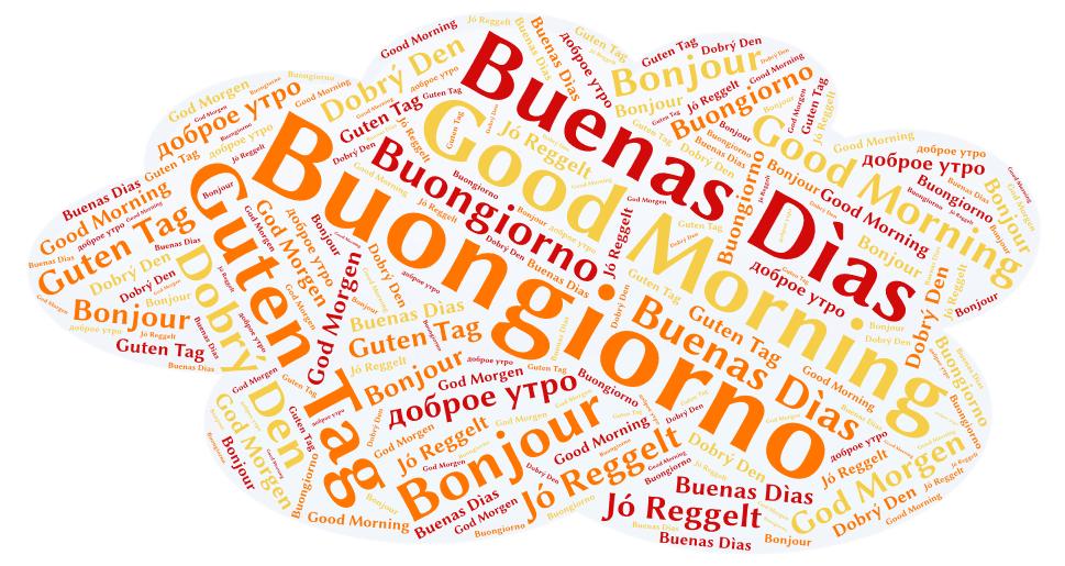 glossario per le vacanze - Buongiorno_ Opitrad