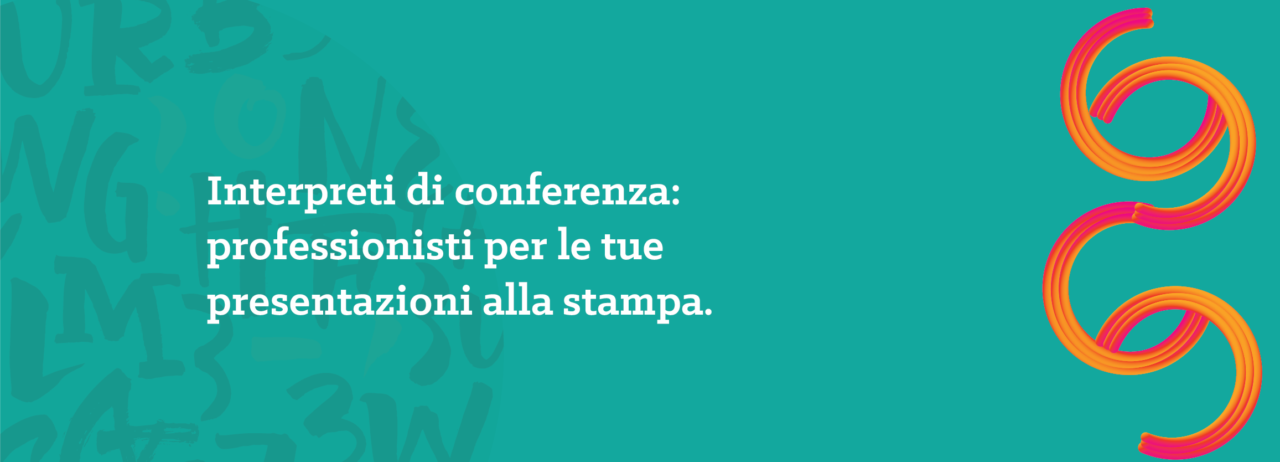 interpreti di conferenza - opitrad