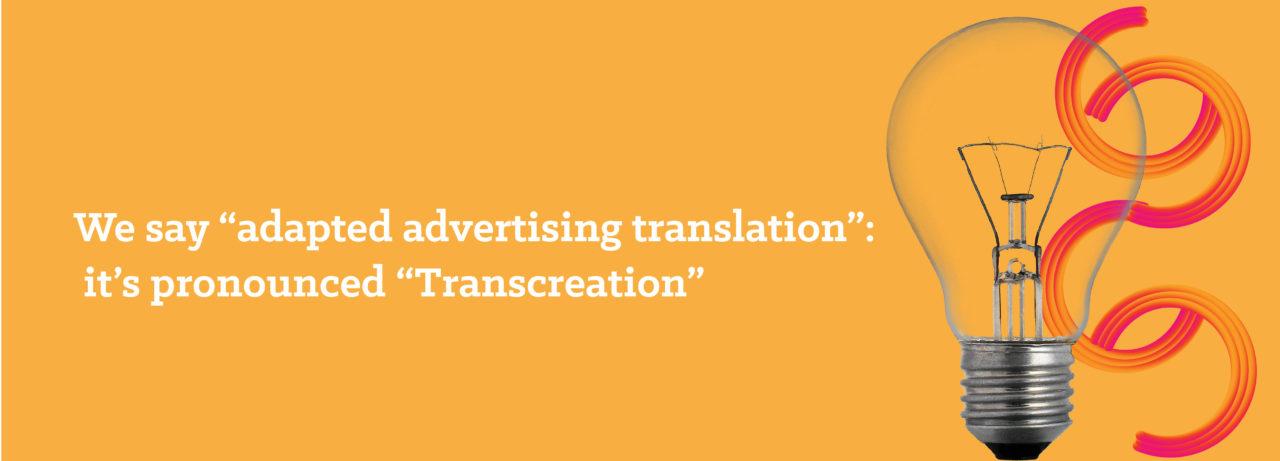Advertising translations - opitrad