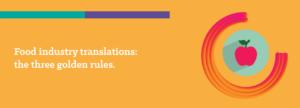 Food Industry Translations Opitrad