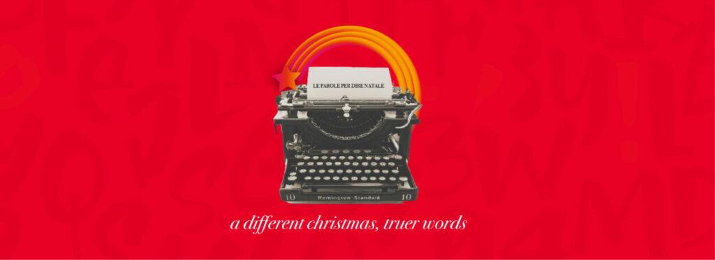 Dieses Jahr ist es noDie richtigen Worte für Weihnachtswünsche