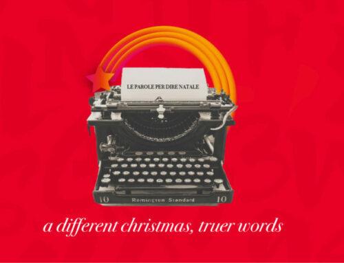 Le parole per dire Natale