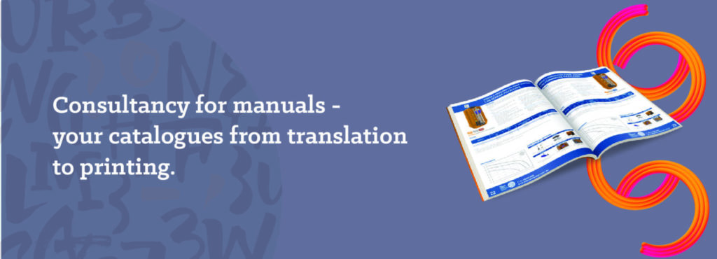 Consultancy for manuals - Opitrad