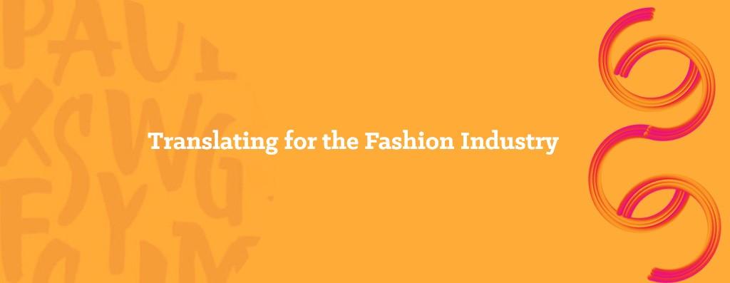 Fashion industry translations - opitrad