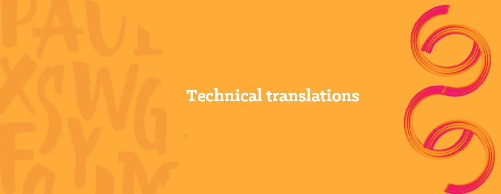 technical translations - opitrad