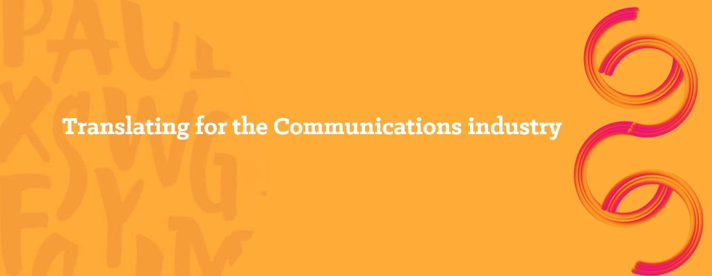 Translations for the Communications industry - opitrad