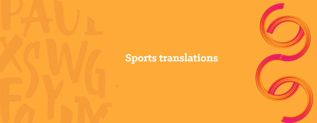 Translating for the sports world - opitrad