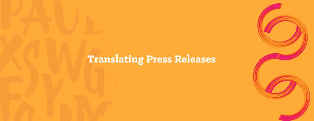 translations of press releases - opitrad