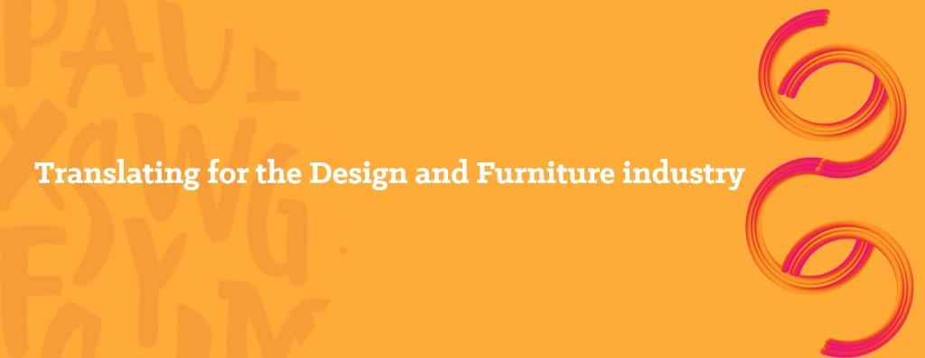 design and furniture translations - opitrad